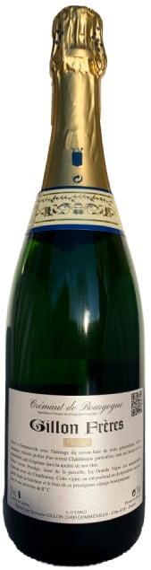 Domaine des Garennes Cremant de Loire Blanc | Frankrijk | gemaakt van de druif: Chardonnay