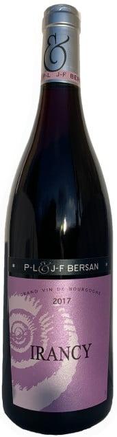 Domaine Bersan Irancy | Frankrijk | gemaakt van de druif: Pinot Noir