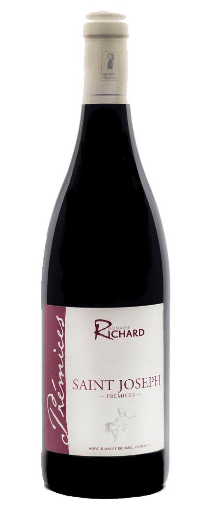 Domaine Richard – Saint-Joseph 'Prémices' – rouge | Frankrijk | gemaakt van de druif: Syrah