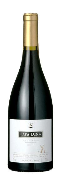 El Escoces Volante Papa Luna | Spanje | gemaakt van de druif: Grenache Noir, Monastrell, Shiraz