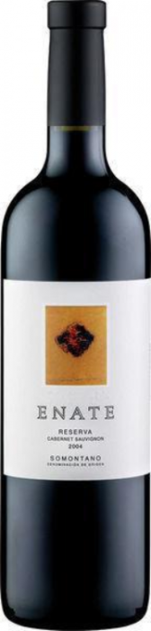 Enate Reserva, Cabernet Sauvignon, Somontano | Spanje | gemaakt van de druif: Cabernet Sauvignon