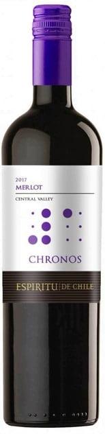 Espiritu – Chronos Merlot | Chili | gemaakt van de druif: Merlot