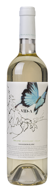 Francisco Gomez Vid-A Sauvignon Blanc | Spanje | gemaakt van de druif: Sauvignon Blanc