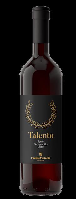 Fuente Victoria Talento joven | Spanje | gemaakt van de druif: Cabernet Sauvignon, Syrah, Tempranillo