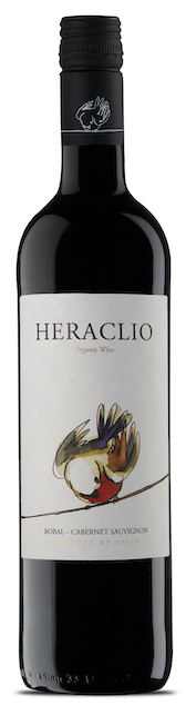 Heraclio Bobal – Cabernet Sauvignon | Spanje | gemaakt van de druif: Bobal, Cabernet Sauvignon