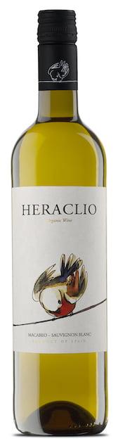 Heraclio Macabeo – Sauvignon Blanc | Spanje | gemaakt van de druif: Macabeo, Sauvignon Blanc