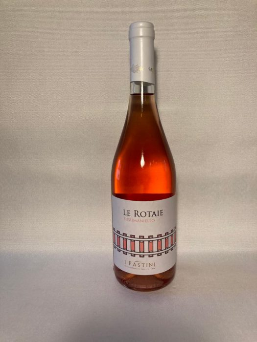 i Pastini Le Rotaie Rosato | Italië | gemaakt van de druif: susumaniello