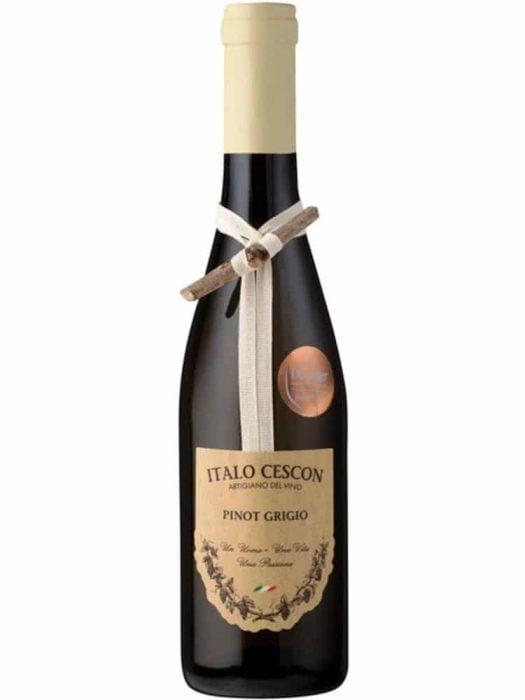 Italo Cescon Pinot grigio DOC 0,375ml | Italië | gemaakt van de druif: Pinot Grigio