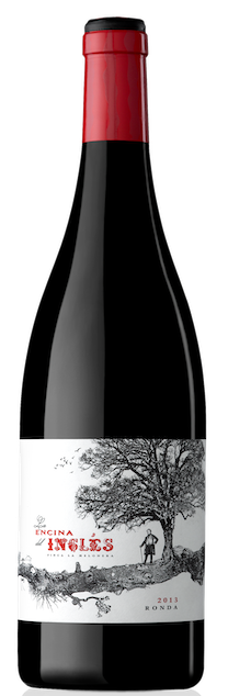 La Melonera Encina del Ingles Tinto | Spanje | gemaakt van de druif: Cabernet Sauvignon, Garnacha, tintilla de rota