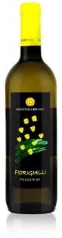 MadonnaBruna vino marche passerina IGT -Fiorgialli- | Italië | gemaakt van de druif: Passerina