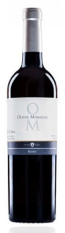 Oliver Moragues Blanc BIO VEGAN Mallorca | Spanje | gemaakt van de druif: Prensal, Viognier