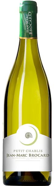 Petit Chablis, Jean-Marc Brocard | Frankrijk | gemaakt van de druif: Chardonnay