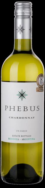 Phebus – Chardonnay | Argentinie | gemaakt van de druif: Chardonnay