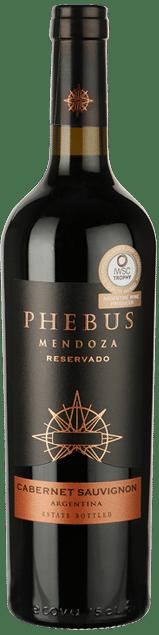 Phebus – Cabernet Sauvignon | Argentinie | gemaakt van de druif: Cabernet Sauvignon
