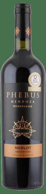 Phebus Reserva Merlot | Mendoza, Argentinië | Argentinie | gemaakt van de druif: Merlot