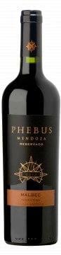 Phebus – Reservado Malbec Mendoza | Argentinie | gemaakt van de druif: Malbec