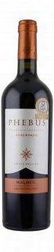 Phebus – Reservado Malbec Patagonia | Argentinie | gemaakt van de druif: Malbec