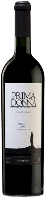 Prima Donna – Merlot | Uruguay | gemaakt van de druif: Merlot