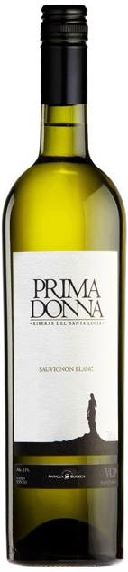 Prima Donna – Sauvignon Blanc | Uruguay | gemaakt van de druif: Sauvignon Blanc