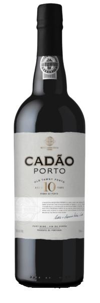 Quinta do Cadão 10 years Tawny Port | Portugal | gemaakt van de druif: Sousão, Tinta Barroca, tinta francisca, tinto cão, Tinto Roriz, Touriga Franca, Touriga Nacional