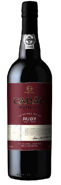 Quinta do Cadão Port Ruby | Portugal | gemaakt van de druif: Sousão, Tinta Barroca, Tinta Cão, tinta francisca, Tinto Roriz, Touriga Franca, Touriga Nacional