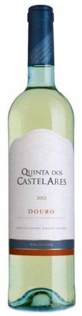 Quinta dos Castelares Colheita Branco bio | Portugal | gemaakt van de druif: Gouveio, Rabigato