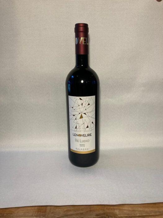 Re Ludio | Italië | gemaakt van de druif: Cabernet Sauvignon, Syrah
