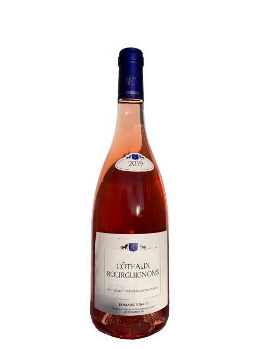 Domaine Verret rosé | Frankrijk | gemaakt van de druif: Gamay