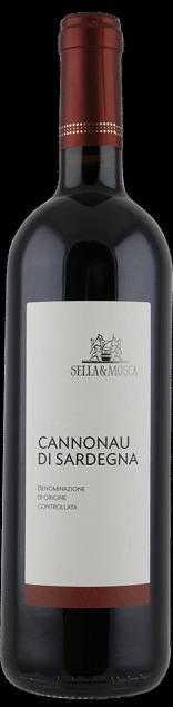 Sella & Mosca – Cannonau di Sardegna Doc | Italië | gemaakt van de druif: Cannonau