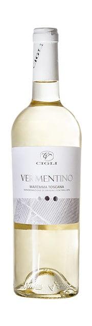 Cigli Vermentino DOC | Italië | gemaakt van de druif: Vermentino