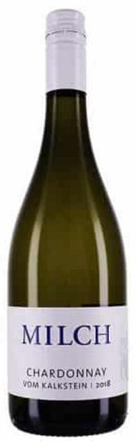 Weingut Milch Chardonnay trocken vom Kalkstein | Duitsland | gemaakt van de druif: Chardonnay