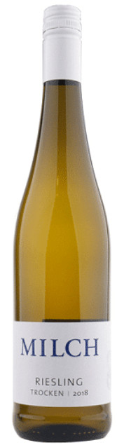 Weingut Milch Riesling trocken | Duitsland | gemaakt van de druif: Riesling