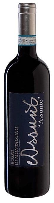 Assunto Rosso di Montalcino | Italië | gemaakt van de druif: Sangiovese
