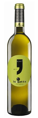 Bouquet d'Alella Blanc+ ECO Alella | Spanje | gemaakt van de druif: garnacha blanca, pansa blanca