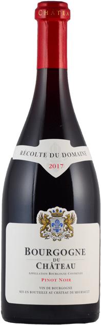 Bourgogne du Chateau Pinot Noir | Frankrijk | gemaakt van de druif: Pinot Noir
