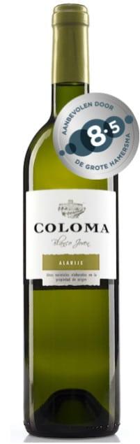 Coloma Alarije | Spanje | gemaakt van de druif: alarije
