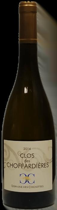Des Cognettes – Muscadet Sèvre & Maine Clos des Choffardières (bio) | Frankrijk | gemaakt van de druif: Melon de Bourgogne