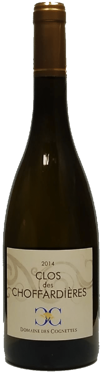 Des Cognettes – Muscadet Sèvre & Maine Clos des Choffardières (bio)   Frankrijk   gemaakt van de druif: Melon de Bourgogne