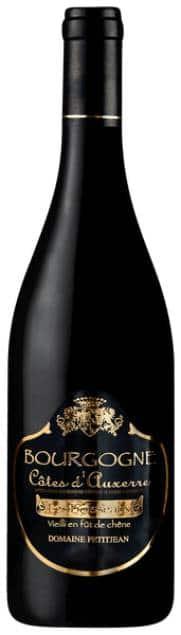 Domaine Petitjean Les Boisseaux | Frankrijk | gemaakt van de druif: Pinot Noir