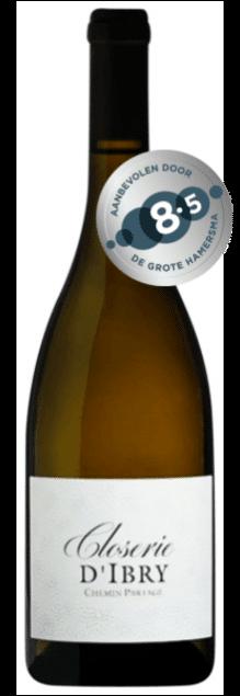 Domaine Saint Georges d'Ibry Chemin Partage | Frankrijk | gemaakt van de druif: Chardonnay, Viognier