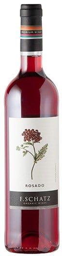 F.Schatz Rosado ECO BD NAT VEGAN Ronda | Spanje | gemaakt van de druif: Moscatel Roxo