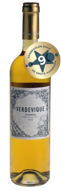 Garcia de Verdevique Vigiriego Barrica | Spanje | gemaakt van de druif: vigiriego