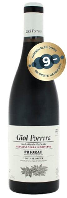 Giol Porrera Priorat | Spanje | gemaakt van de druif: Carignan, Grenache Noir