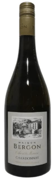 Maison Bergon chardonnay | Frankrijk | gemaakt van de druif: Chardonnay