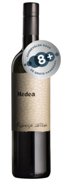 Medea Malvazija Vegan | Kroatië | gemaakt van de druif: Istarska Malvazija