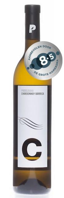 Pio del Ramo Cat wine wit | Spanje | gemaakt van de druif: Chardonnay