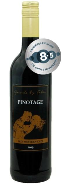 Secrets by Taboe Pinotage | Zuid-Afrika | gemaakt van de druif: Pinotage