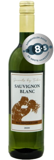 Secrets by Taboe Sauvignon Blanc | Zuid-Afrika | gemaakt van de druif: Sauvignon Blanc