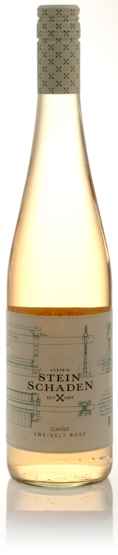 Steinschaden – Zweigelt rosé | Oostenrijk | gemaakt van de druif: Zweigelt