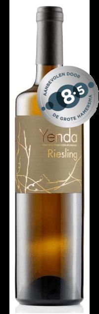 Yenda Riesling Sel d'Aiz Cantabria bio | Spanje | gemaakt van de druif: Riesling